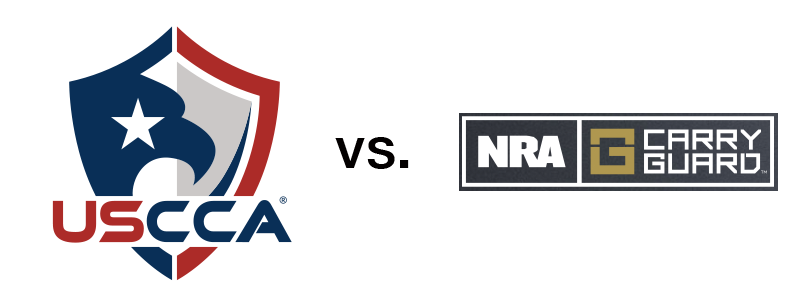 NRA Carry Guard vs USCCA